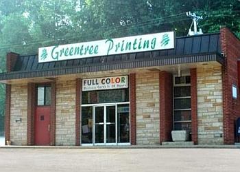 Pittsburgh printing service Greentree Printing & Signs