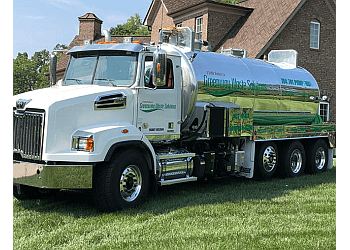 Charlotte septic tank service Greenway Waste Solutions