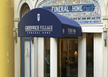 New York funeral home Greenwich Village Funeral Home