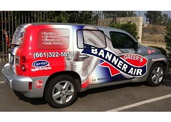 Bakersfield hvac service Greer's Banner Air