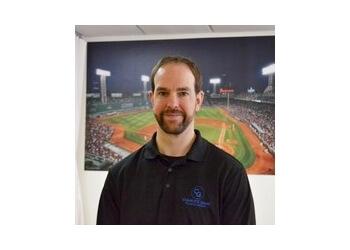 Lowell physical therapist Greg Crossman DPT, OCS, COMT, CSCS