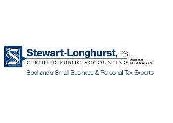 Spokane accounting firm Stewart-Longhurst PS