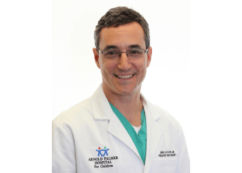 Orlando neurosurgeon Greg Olavarria, MD