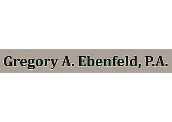 Hollywood estate planning lawyer Gregory A. Ebenfeld, P.A.