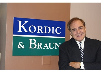 Cleveland social security disability lawyer Gregory Kordic