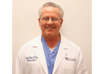 Tulsa neurosurgeon Gregory L. Wilson, DO, FACOS