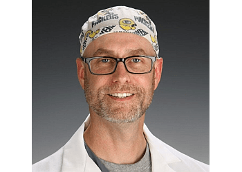 Wilmington gynecologist Gregory L. Woodfill, DO, FACOOG