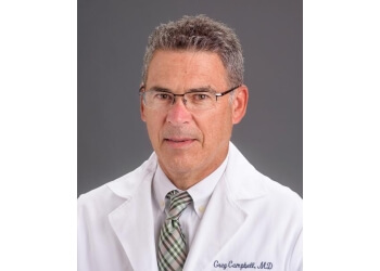 Columbia ent doctor Gregory S. Campbell, MD