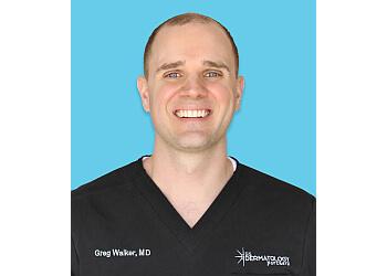 Waco dermatologist Gregory Walker, MD, MBA, FAAD