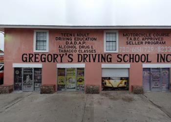 Laredo driving school Gregory's Driving School