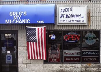 Aurora car repair shop Greg's My Mechanic Inc.