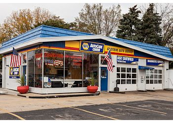 Milwaukee car repair shop Greitens Auto Service