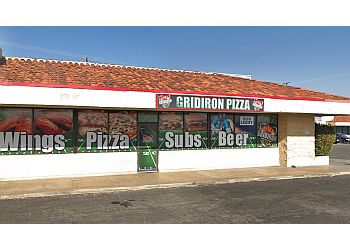 Victorville pizza place Gridiron Pizza