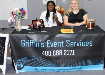 Chandler event management company Griffin Event Services
