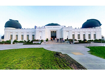 Los Angeles landmark Griffith Observatory