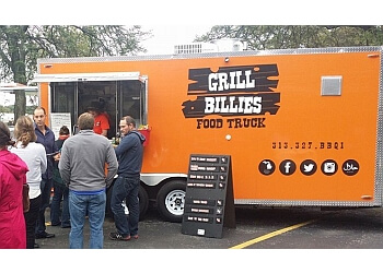 Grill Billies Food Truck