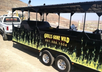 Bakersfield caterer Grills Gone Wild Catering