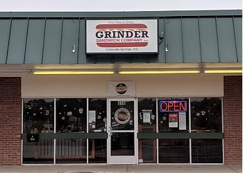 Colorado Springs sandwich shop Grinder Sandwich Co.