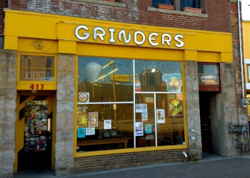 Grinders Pizza