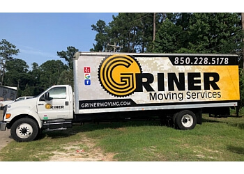 Tallahassee moving company Griner Moving Services