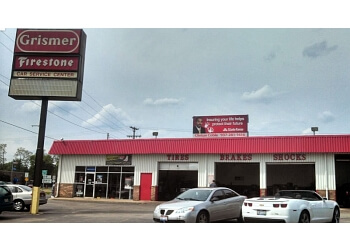 Dayton car repair shop Grismer Tire & Auto Service Center