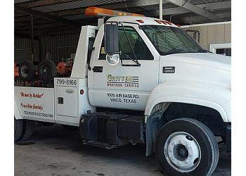 Waco towing company Gritten Wrecker Services