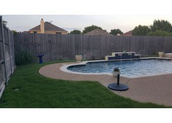 Fort Worth lawn care service Gro Lawn