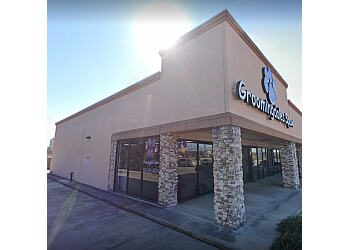 Houston pet grooming Groomingdales Spaw