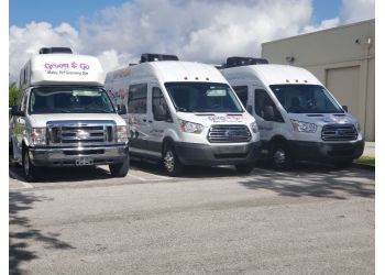 Coral Springs pet grooming Grooms & Go - Mobile Pet Grooming Spa