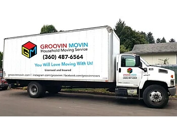 Vancouver moving company Groovin Movin