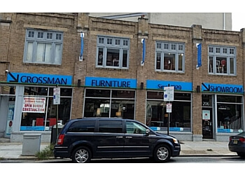 Philadelphia furniture store Grossman Furniture