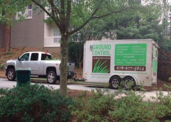 Atlanta lawn care service Ground Control Lawn Services