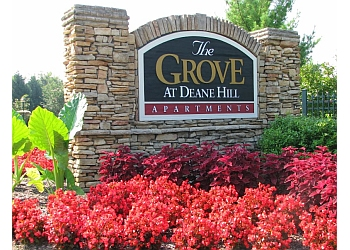 Knoxville apartments for rent Grove At Deane Hill