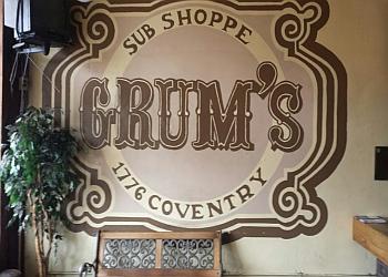 Cleveland sandwich shop Grum's Sub Shop