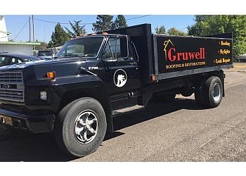 Eugene roofing contractor Gruwell Roofing & Restorations, LLC