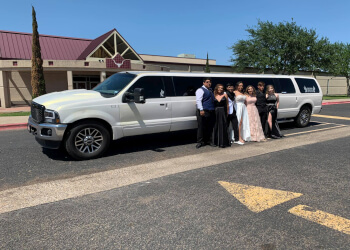 Laredo limo service Gryphon Limousines