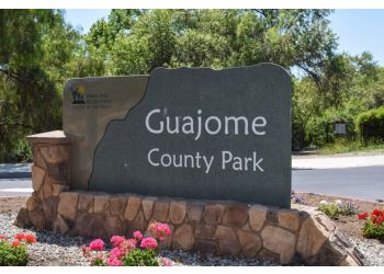 Oceanside public park Guajome County Park