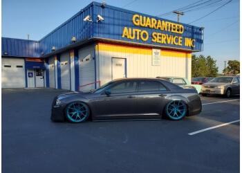 Newport News car repair shop Guaranteed Auto Service