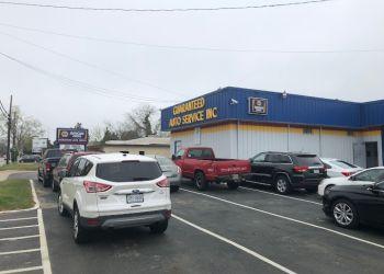 Newport News car repair shop Guaranteed Auto Service inc.