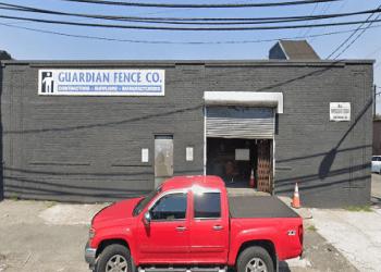 Newark fencing contractor Guardian Fence Co., Inc.