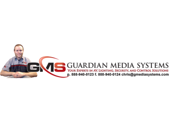 Indianapolis security system Guardian Media Systems