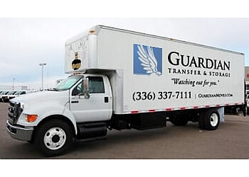 Winston Salem moving company Guardian Moves and Storage