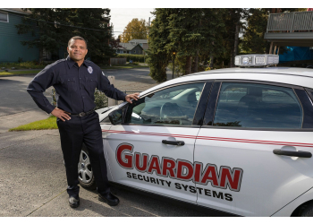 Anchorage security system Guardian Security Systems
