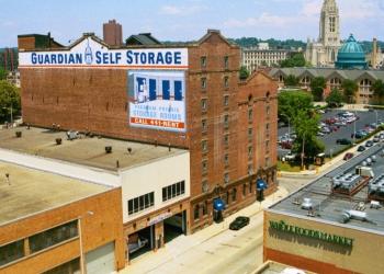 Pittsburgh storage unit Guardian Storage