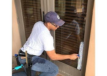 Gilbert window cleaner Guardian Window Cleaning
