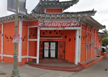 Los Angeles mexican restaurant Guelaguetza
