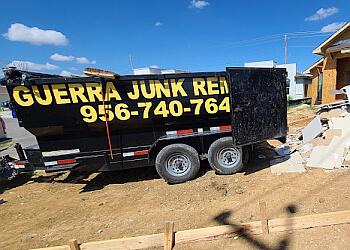 Laredo junk removal Guerra Junk Removal LLC