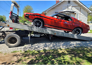 Indianapolis towing company Guerrero Towing