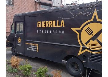 St Louis food truck Guerrilla Street Food