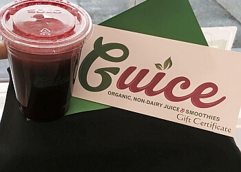 Spokane juice bar Guice